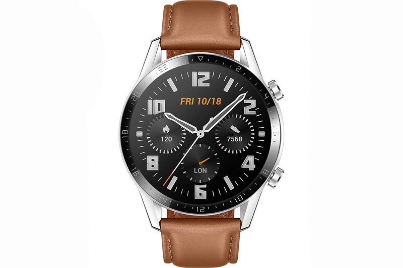 Huawei Watch GT 2 brown 2